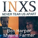Never tear us apart (INXS, Ben Harper & Mylène Farmer) Cover