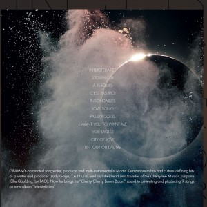 interstellaires-tracklisting